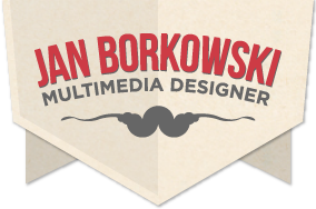 Jan Borkowski Multimedia Designer